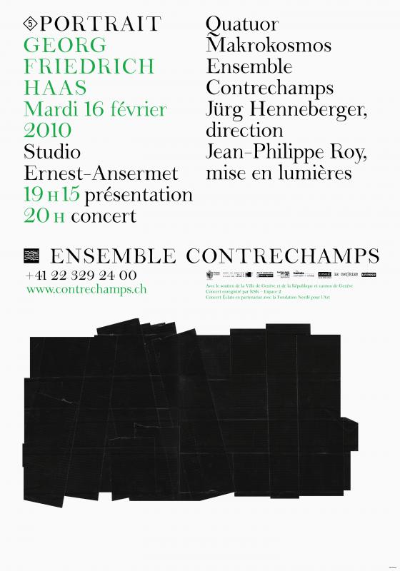 L'une des affiches de concert de la saison. En tant que Schönherwehrs.