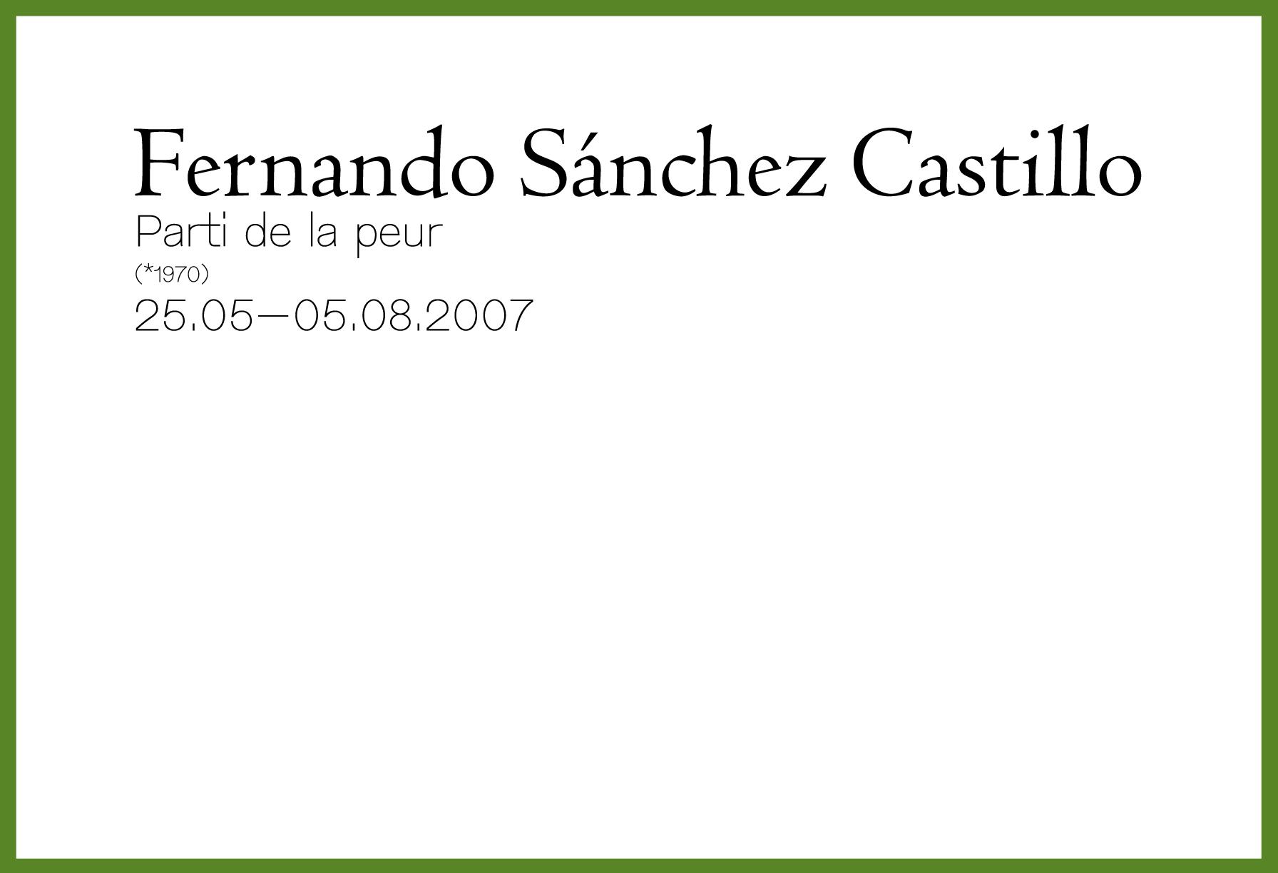 Carton d'invitation (recto).