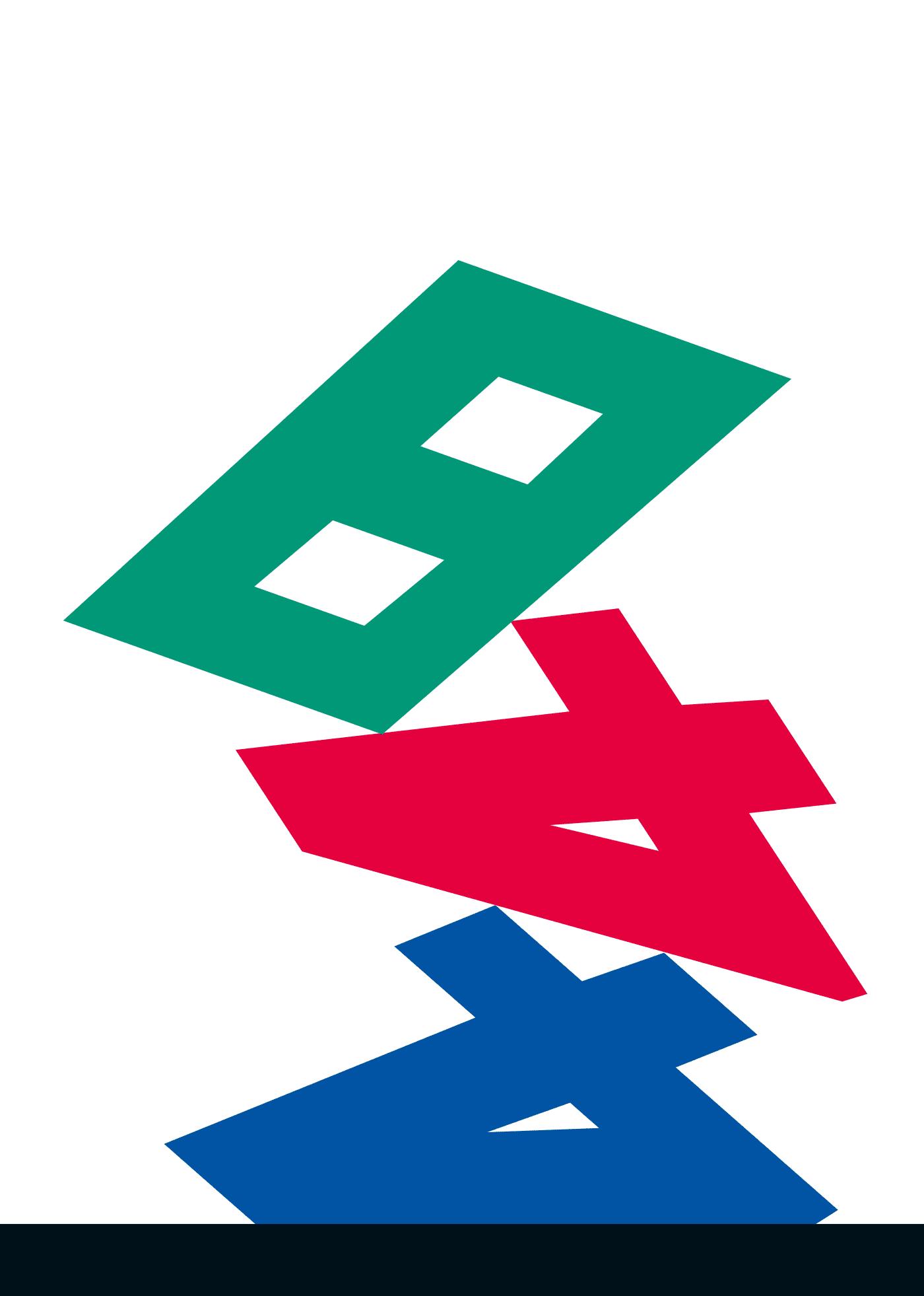 Carton d'invitation pour l'exposition «448» à Circuit, Lausanne.