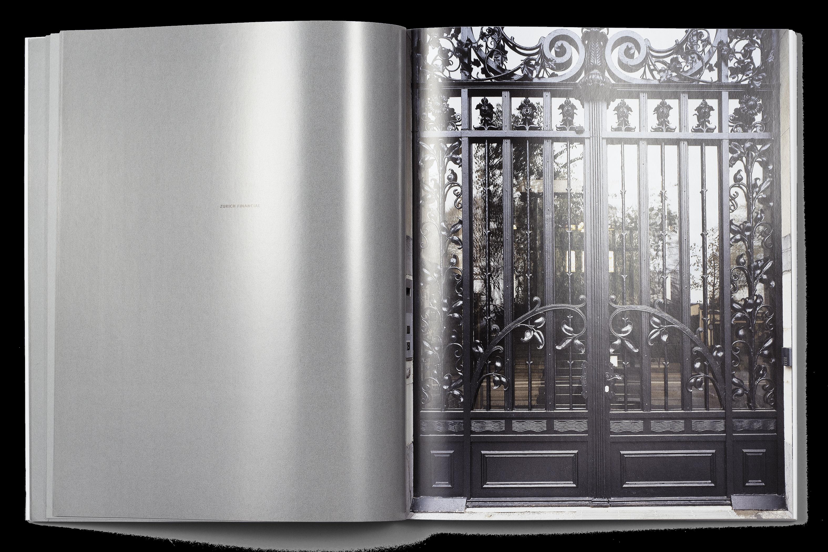 Livre du photographe Giacomo Bianchetti publié par Haus am Gern, Bienne (CH)
