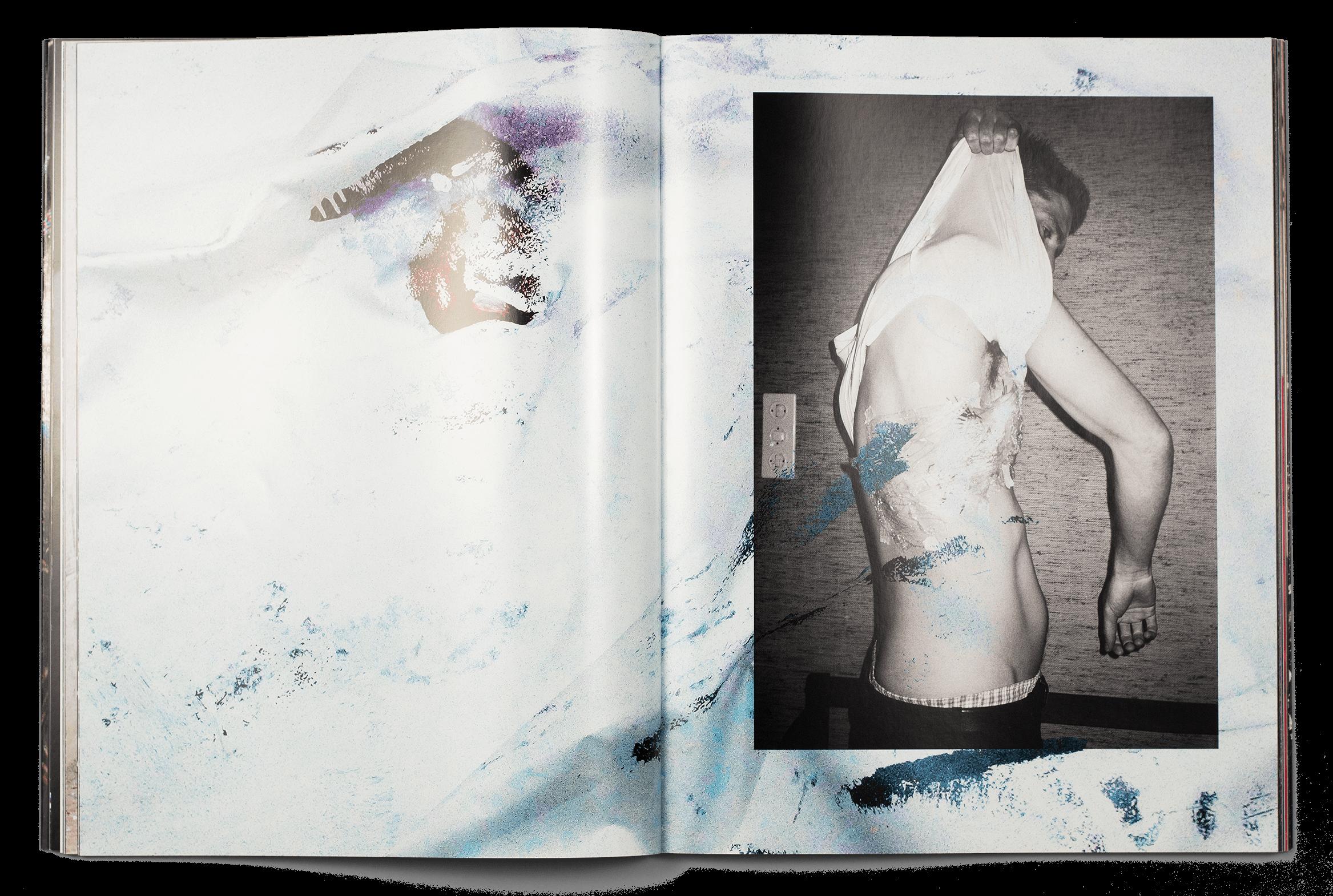 Livre de l'artiste/photographe Maya Rochat publié aux éditions Patrick Frey.