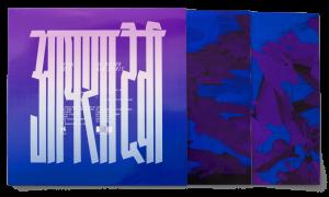 """Aïsha Devi, """"Of Matter and Spirit"""", couverture de l'album et pochettes (vinyl)"""