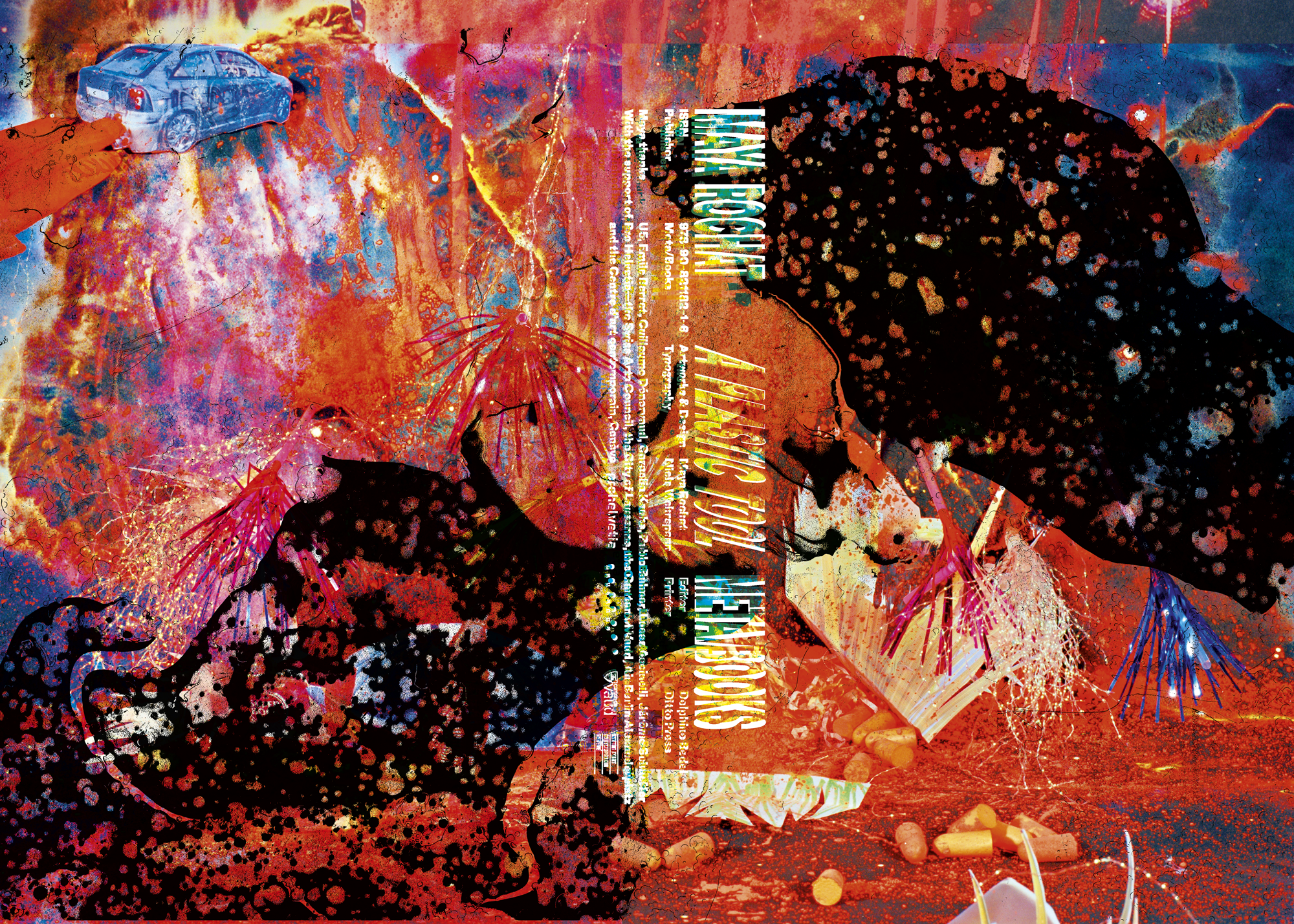 Maya Rochat, A Plastic Tool, couverture (à plat)
