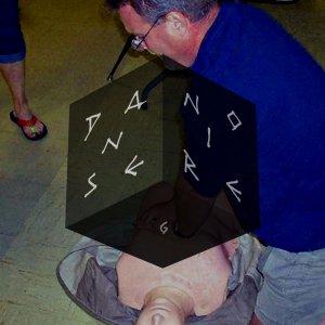 Image de couverture du disque de Haf Haf, «This Sick Beat EP», Danse Noire