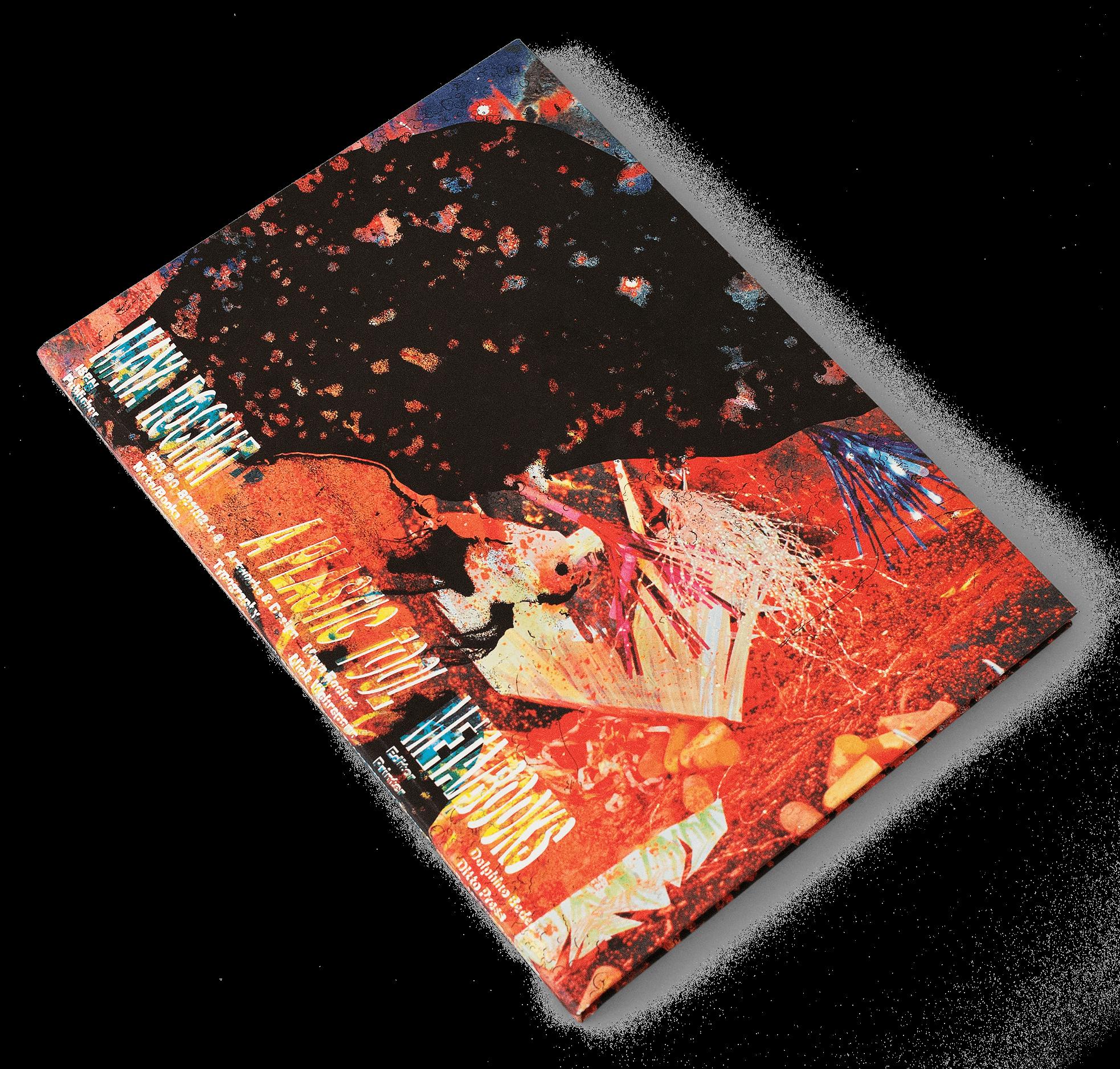 Maya Rochat, A Plastic Tool, livre (couverture)