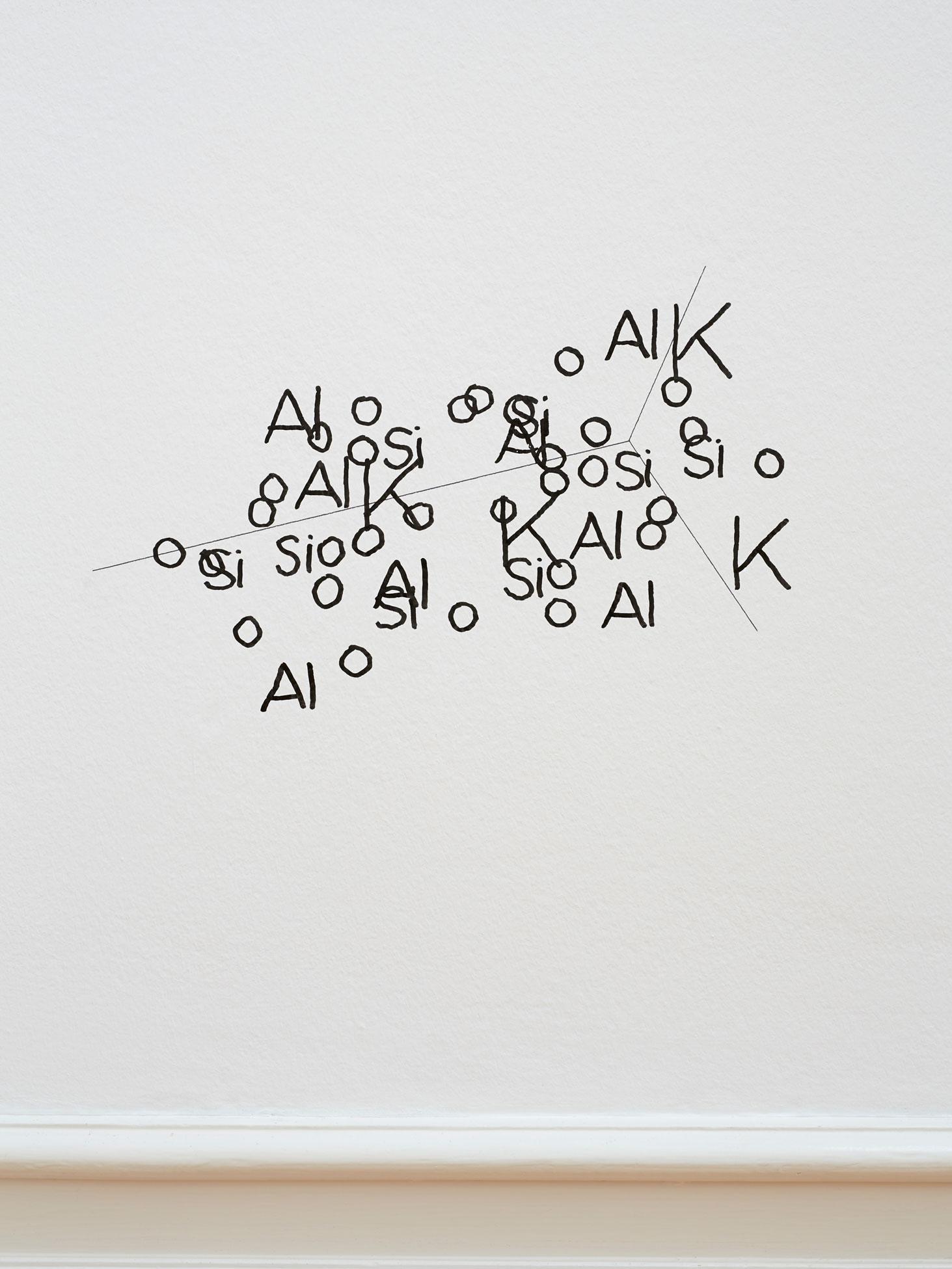 Kunsthalle Bern, graffiti orthoclase
