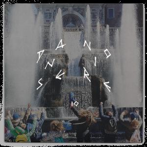 Pochette du EP Fountain of Meaning de JG Biberkopf, Danse Noire