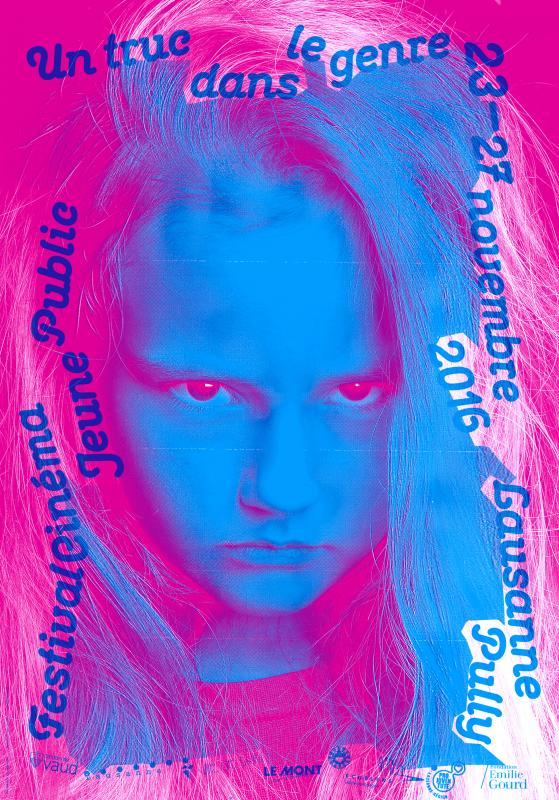 Affiche du Festival Cinéma Jeune Public 2016