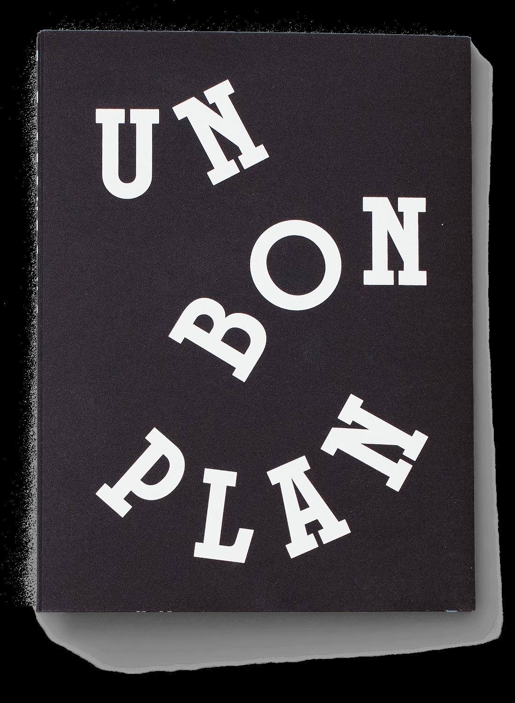 Couverture du dépliant «Un bon plan»