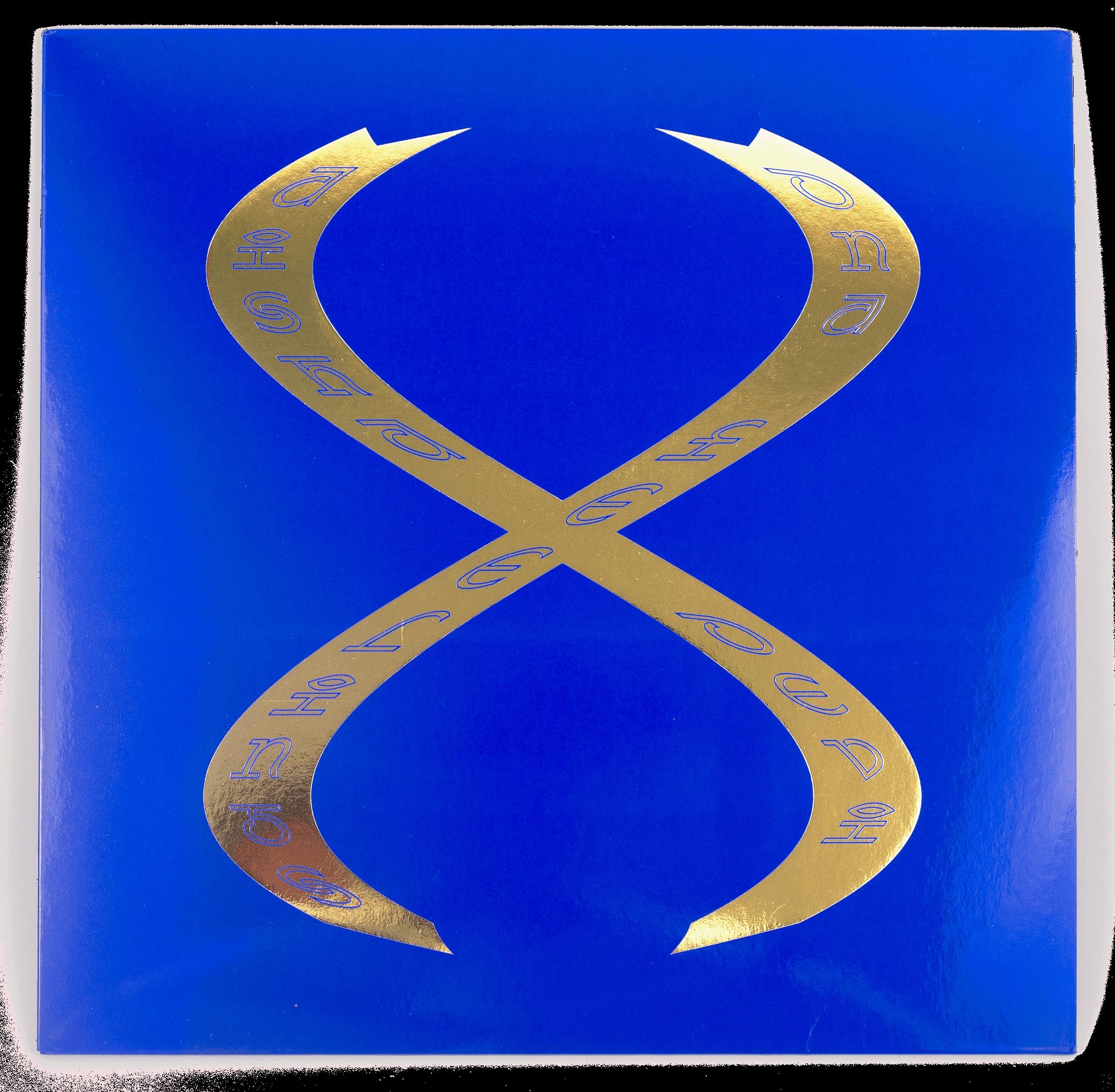 Pochette vinyle de l'album DNA Feelings de Aisha Devi