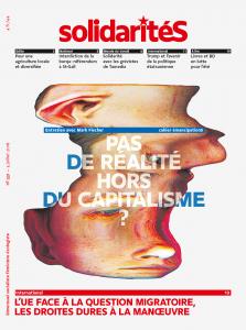 Couverture du numéro 331 du bimensuel solidaritéS: pas de réalité hors du capitalisme?