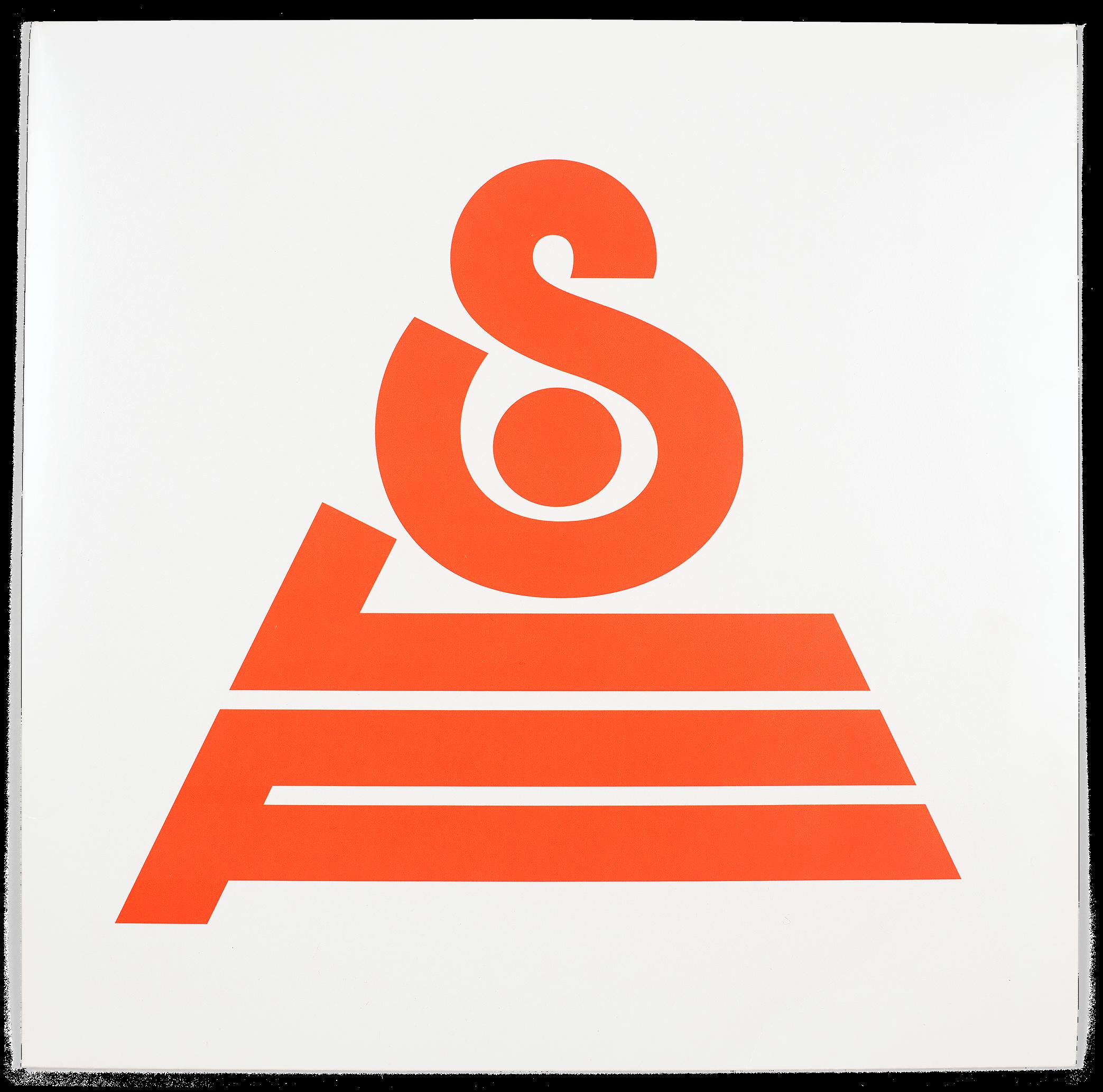 Logo SLF sur la pochette du EP d'Aisha Devi