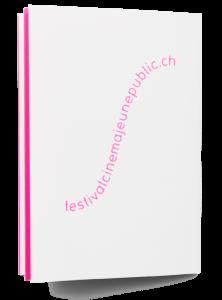Dos du programme du Festival Cinéma Jeune Public 2019