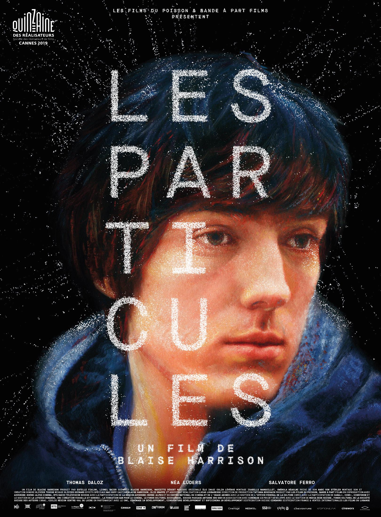 Affiche du film Les Particules