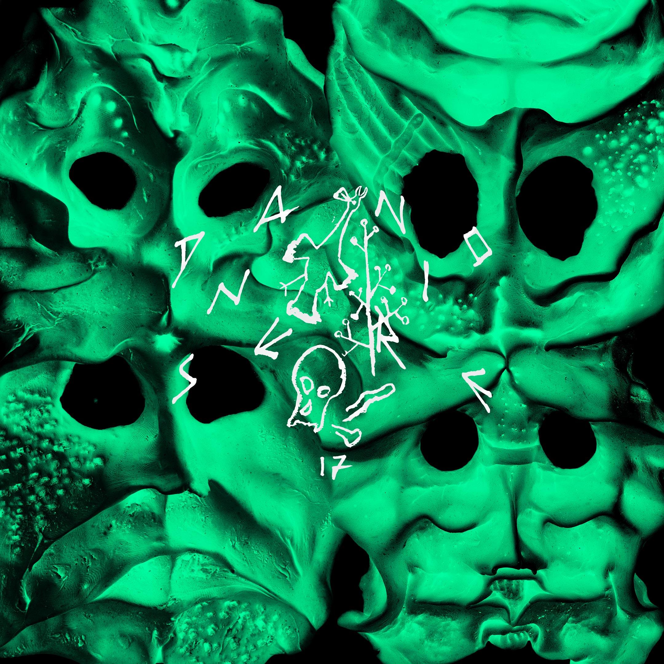 Couverture du EP Narcissi de Narcissi, Danse Noire, 2019